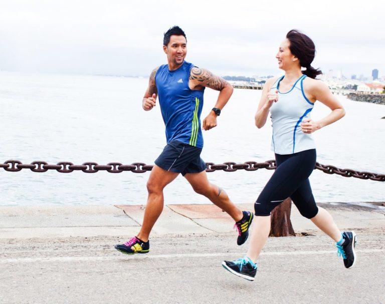 Courir avec son conjoint, une motivation supplémentaire?